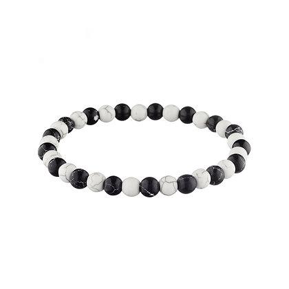 Bracelet Caumartin - pierres naturelles