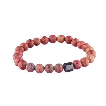 Bracelet Barbès - pierres naturelles