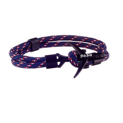 Bracelet Roissy marine