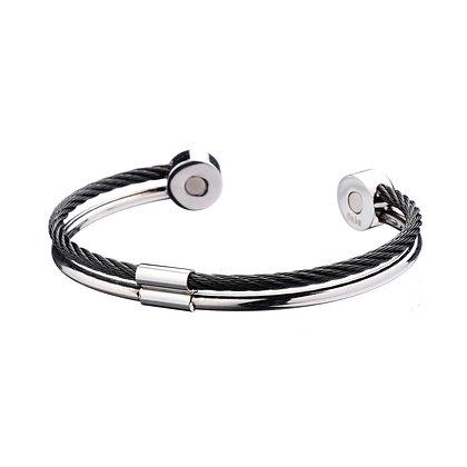 Bracelet Alexandre Dumas - acier