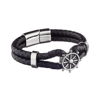 Bracelet Chapelle - cuir