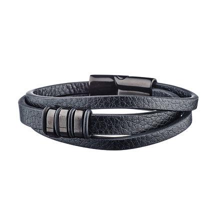 Bracelet La Fayette - cuir