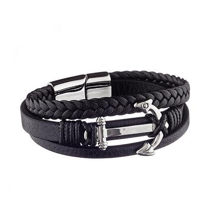 Bracelet Dupleix - cuir