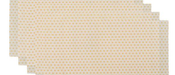 Set de table 45x30cm - 6 pièces - Star Color