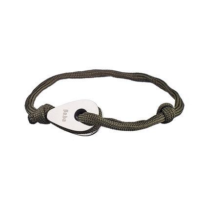 Bracelet Cambronne kaki
