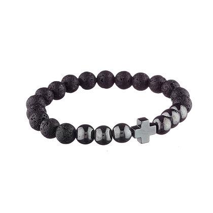 Bracelet Bastille - pierres naturelles