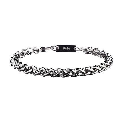 Bracelet Châtillon métal - acier