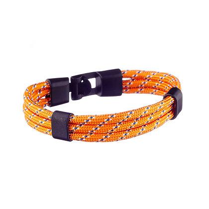 Bracelet Brochant orange