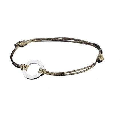 Bracelet Charonne kaki
