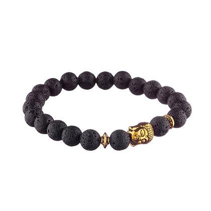 Bracelet Solférino - pierres naturelles