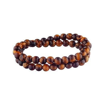 Bracelet Clichy - pierres naturelles