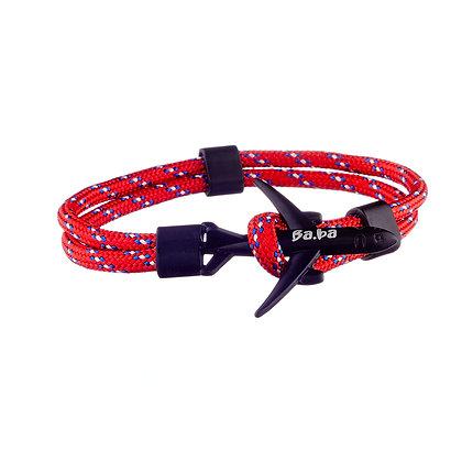 Bracelet Roissy rouge