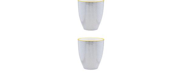 Mug 30cl Sun - 2 pièces - Collection ECLIPSE