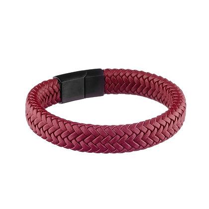 Bracelet Odéon - cuir
