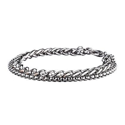 Bracelet Créteil métal - acier
