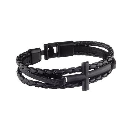 Bracelet Picpus - cuir