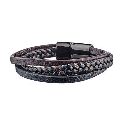 Bracelet Liberté - cuir