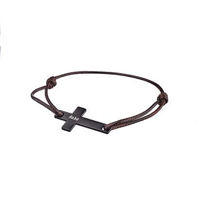 Bracelet Parmentier marron