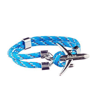 Bracelet Orly bleu