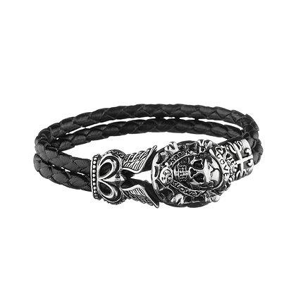 Bracelet Jourdain - cuir