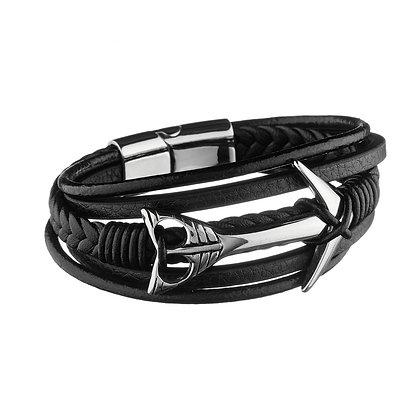 Bracelet Morland - cuir