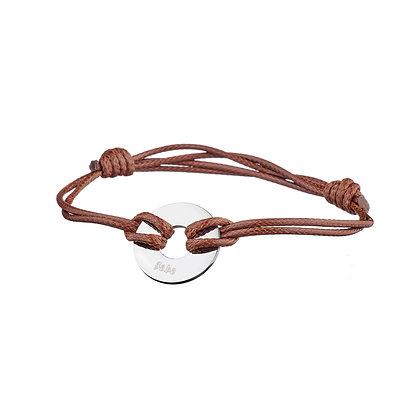 Bracelet Argentine camel