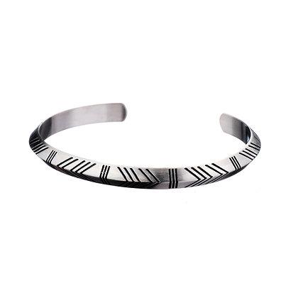 Bracelet Invalides métal - acier