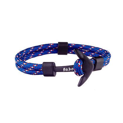 Bracelet Boulogne bleu