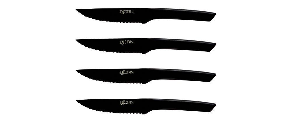 Couteaux à steak Skarpur - 6 pièces