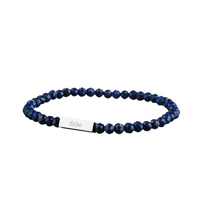 Bracelet Mirabeau bleu - pierres naturelles