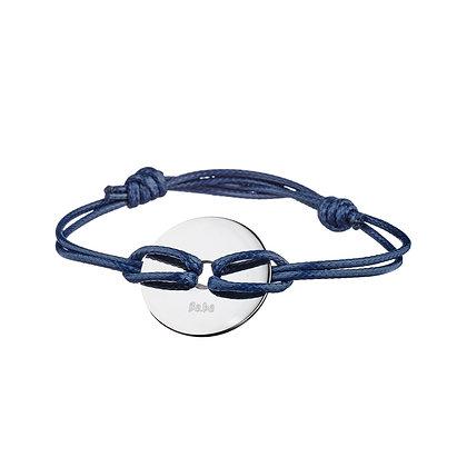 Bracelet Les Halles marine