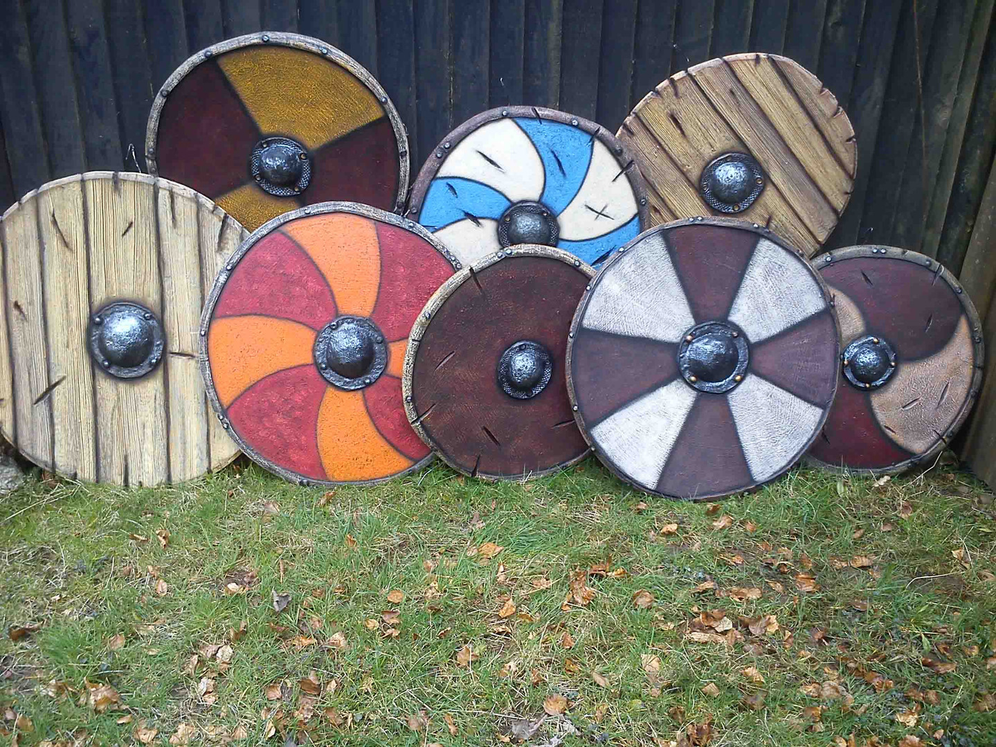 Shields for Workshops