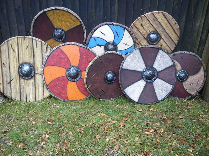 Shields for Workshops