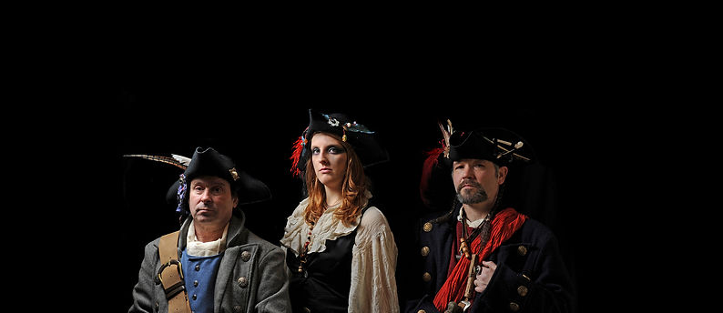 Tricorn Shonkey crew - Rattlebox Theatre