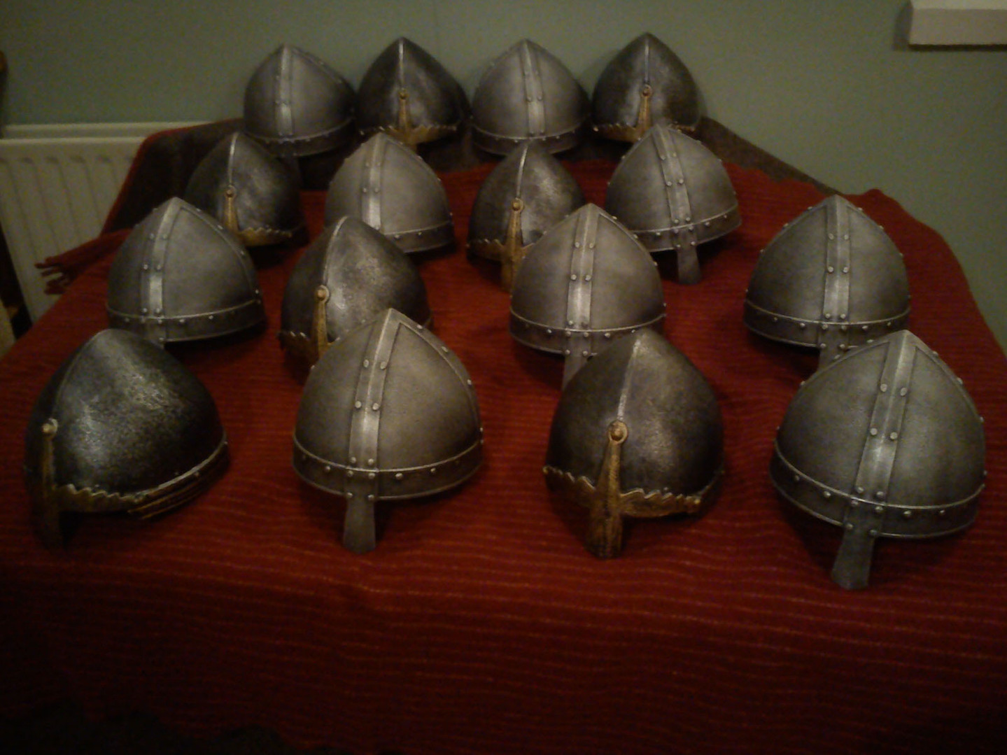 Helmets for Workshops
