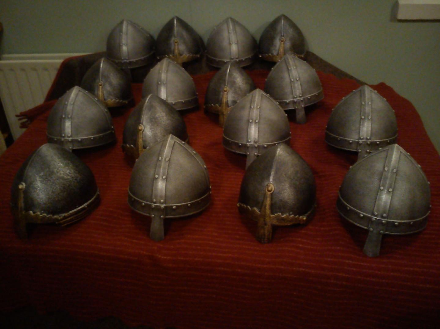 Helmets for Workshops
