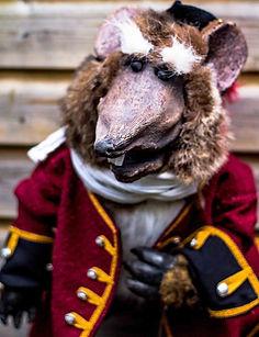 Ratus - chat to a rat! - Rattlebox Theatre