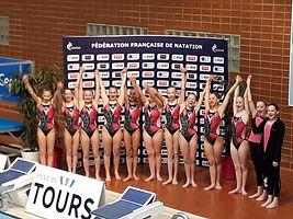 jeunes Tours 2019 Championnats de France