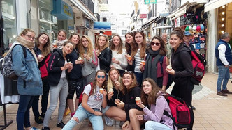 Stage Juniors à Malaga