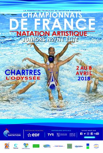 Championnats de France Junior - N2