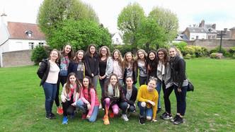 Stage du groupe Jeunes à Abbeville