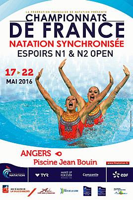 Programme N2/N1 Espoirs à Angers