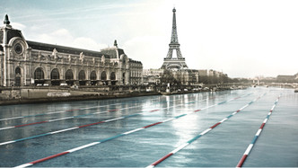 Open Swimming Paris