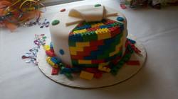 Lego Peel 3 layer 8 inch