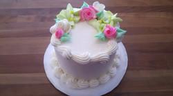 Mini 4 inch cake