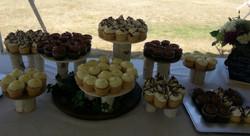 Cup Cake Dessert Table