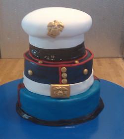 Marines Cake