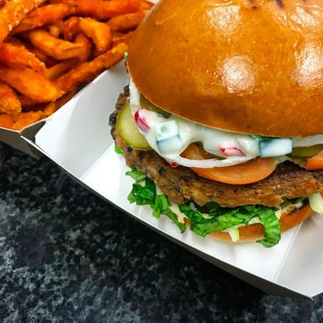 Casablanca Burger