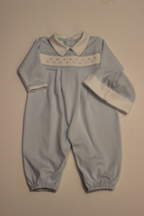 Newborn Blue Converter Gown
