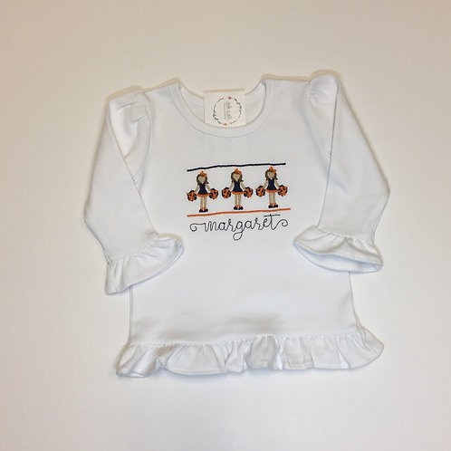 Girls Cheer Shirt